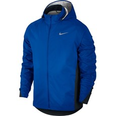 Nike Men's Shield Jacket | Paramount Blue / Black