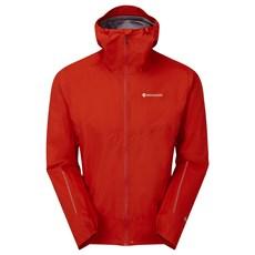 Montane Mens Spine Jacket | Flag Red / Black