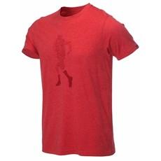 Inov-8 Men's Tri Blend Run Tee | Dark Red
