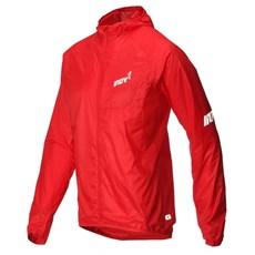 Inov-8 Men's Windshell FZ   Red