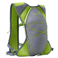 Ron Hill Nano 3L Vest | Granite / Lime