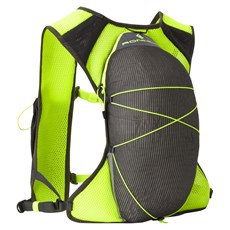 Ron Hill Nano 3L Vest | Charcoal / Fluo Yellow