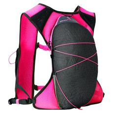 Ron Hill Nano 3L Vest | Charcoal / Hot Pink