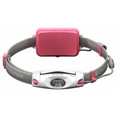 LED Lensor NEO6R Headlamp | Pink
