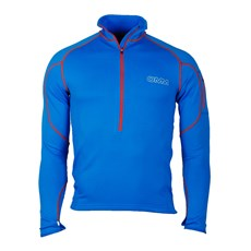 OMM Men's Contour Fleece | Blue / Orange