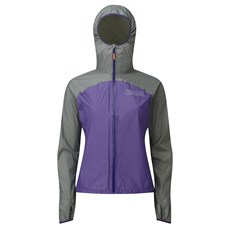 OMM Women's Halo Jacket | Grey / Purple