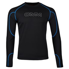 OMM Men's Meridan LS | Black