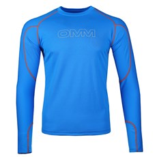 OMM Men's Meridan LS | Blue