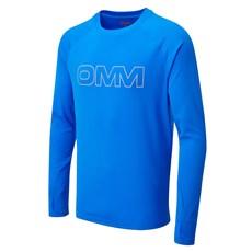OMM Mens Bearing LS Tee | Blue