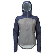 OMM Womens Halo+ Jacket | Grey / Navy