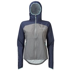 OMM Womens Halo+ Jacket   Grey / Navy
