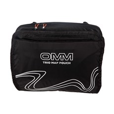 OMM Trio Map Pouch | Black