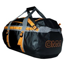 OMM Adventure Duffle 70 | Black / Orange