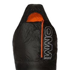 OMM Mountain Raid 100 | Black / Orange