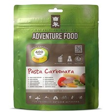 Adventure Food Pasta Carbonara | Green