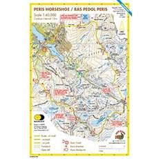 Harvey Peris Horseshoe Race Map | Mixed