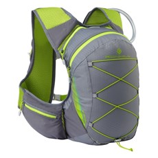 Ron Hill Pioneer 8L Vest | Granite / Lime