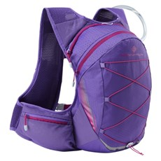Ron Hill Pioneer 8L Vest | Royal Purple / Fuschia