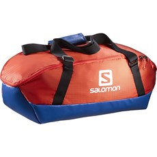Salomon Prolog 40 Bag | Lava Orange / Blue Yonder