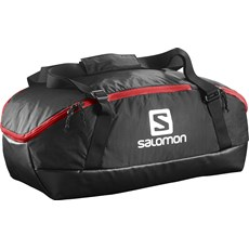 Salomon Prolog 40 Bag | Black / Bright Red