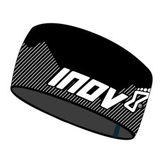 Inov-8 Race Elite Headband | Black / White