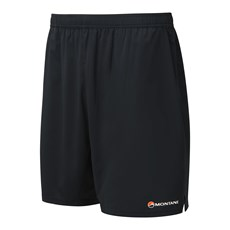 Montane Men's Razor Short | Black / Laser Green