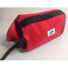 Pete Bland Classic Bumbag (Red) | Red / Black