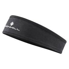 Ron Hill Stretch Headband | Charcoal Marl