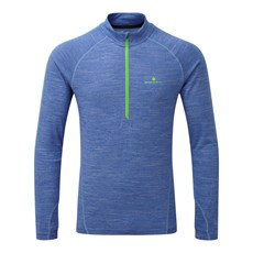 Ron Hill Men's Stride Thermal HZ | Cobalt Marl / Gecko