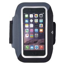 Ron Hill Phone Armband | Black / Charcoal