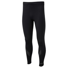 Ron Hill Men's Infinity Nightfall Tight | Black / Reflect