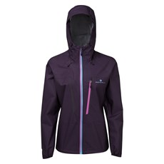 Ron Hill Women's Infinity Fortify Jacket | Blackberry / Aquamint