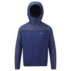 Ron Hill Men's Momentum Afterlight Jacket | Midnight Blue