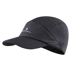 Ron Hill Workout Cap   Charcoal Marl