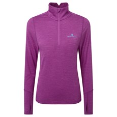 Ron Hill Women's Stride Thermal HZ | Thistle Marl / Aquamint