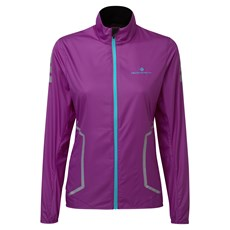 Ron Hill Women's Stride Sundown Jacket | Thistle / Reflect