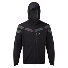 Ron Hill Men's Infinity Nightfall Jacket | Black / Reflect