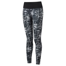 Ron Hill Women's Momentum Crop Tight | Mono Tribal