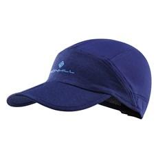 Ron Hill  Split Air Lite Cap | Midnight Blue / Electric Blue