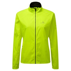 Ron Hill Womens Core Jacket | Fluo Yellow