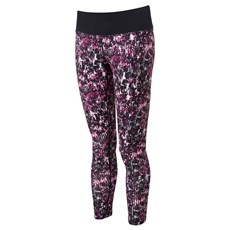 Ron Hill Women's Momentum Tight | Razzmatazz Botanical