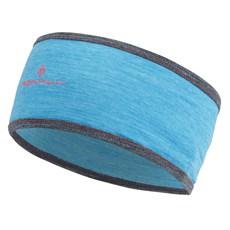 Ron Hill Unisex Merino 200 Headband | Deep Cyan Marl