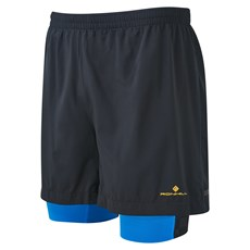 "Ron Hill Men's Stride Twin 5"" Short 