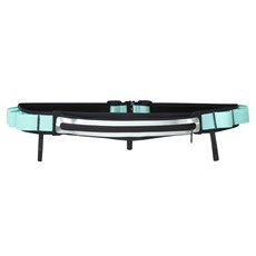 Ron Hill Marathon Waist Belt | Black / Mist