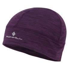 Ron Hill Victory Beanie | Elderberry Marl