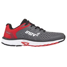 Inov-8 Men's Roadclaw 275 | Grey / Red