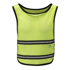 Ron Hill Junior Bib | Fluo Yellow