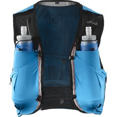 Salomon S-Lab Sense Ultra 5 Set | Transcend Blue