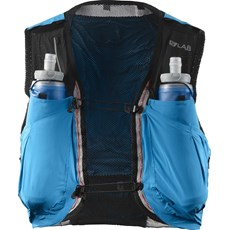 Salomon S-Lab Sense Ultra 8 Set | Transcend Blue