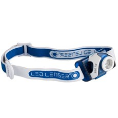 LED Lenser SEO7R Headlamp | Royal Blue